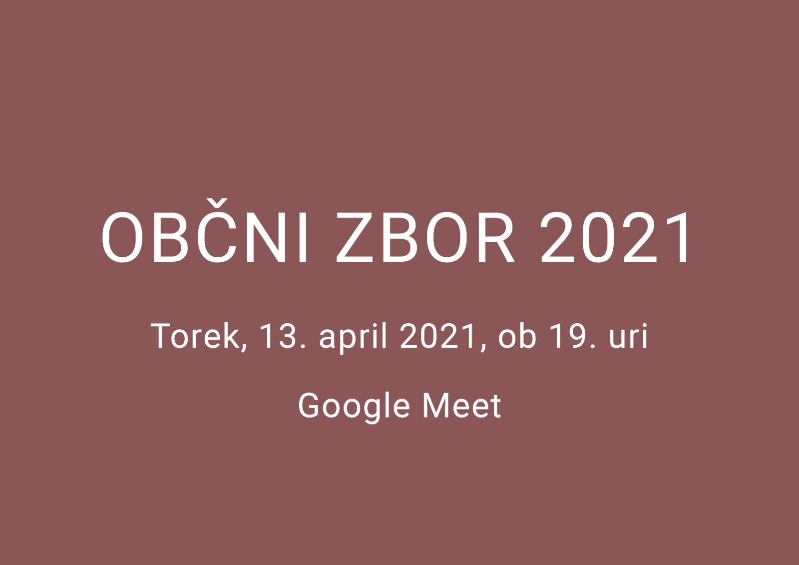 DM+ občni zbor 2021
